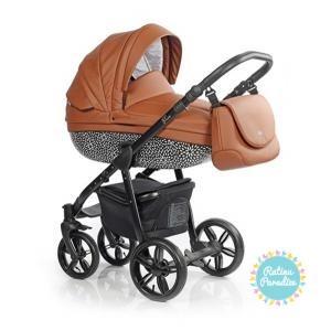 bērnu rati ROAN BASS B6 Cinnamon, Детские коляски