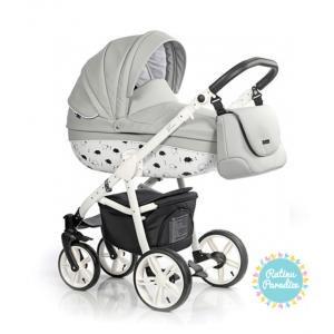 bērnu rati ROAN BASS B4 Dove, Детские коляски