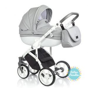 bērnu rati ROAN BASS SOFT White Dove, Детские коляски
