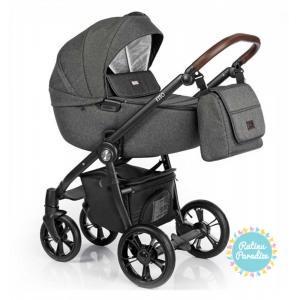 bērnu rati ROAN ESSO Carbon, Детские коляски
