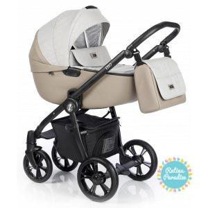 bērnu rati ROAN ESSO Neutral Hazel, Детские коляски