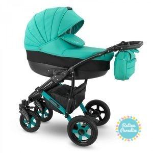 bērnu rati CAMARELO SEVILLA Lux 4, Детские коляски