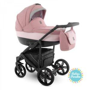Bērnu rati CAMARELO BALEO pink