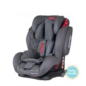 COLETTO SPORTIVO ONLY ISOFIX Grey