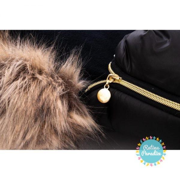 no.1. inverno col black fur brown 2