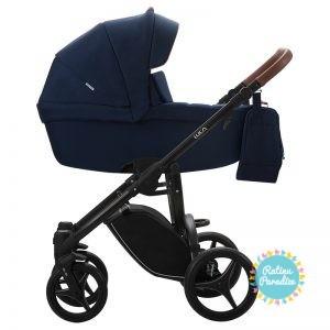 Bērnu rati-BEBETTO LUCA 02. Детская коляска Bebetto LUCA.