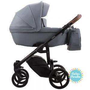 Bērnu rati - BEBETTO LUCA PRO 14.Детская коляска LUCA PRO-14