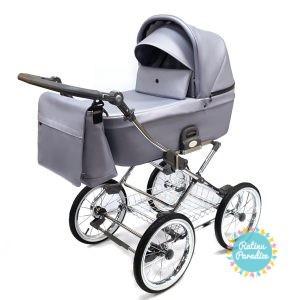 bērnu rati ROAN COSS CLASSIC ECO-ĀDA 04 , Детские коляски