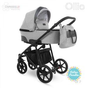 Bērnu rati Camarelo Ollio 2in1 vai 3in1