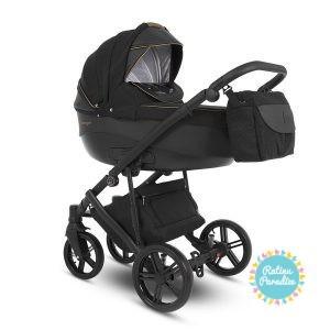 Bērnu ratiņi AVENGER PLUS apvieno augstu kvalitāti, funkcionalitāti un mūsdienīgu dizainu.