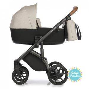 Bērnu rati ROAN BASS NEXT sand shade детская коляска рига