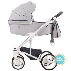 Bērnu rati Torino WHITE