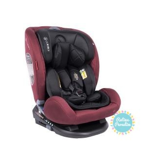 Autokrēsliņš bērniem no 0 līdz 36 kg (no dzimšanas līdz apmēram 12 gadiem), 0 +, 1, 2, 3 grupa coletto cascade