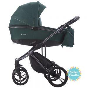 Bērnu rati BEBETTO BRESSO Premium Class Dark 06