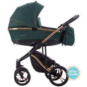 Bērnu rati Bebetto Bresso Premium Class Stella