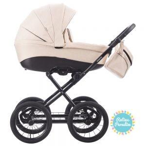 Bērnu rati Bebetto Erness , klassiskie Bērnu rati