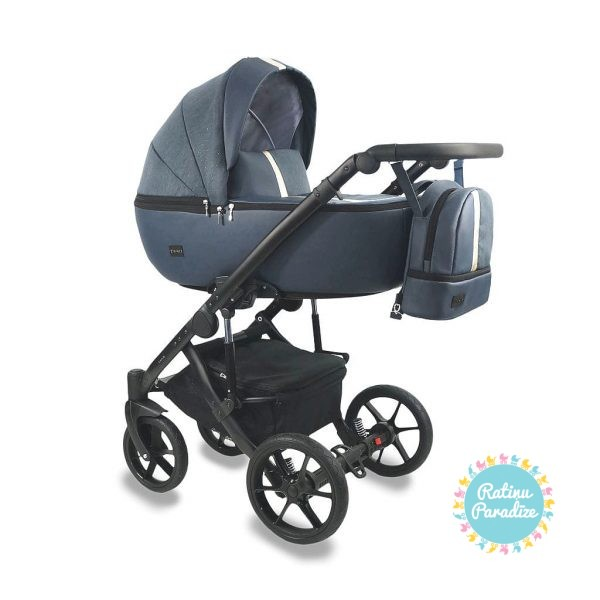 Bērnu-rati-Bexa -AIR-Dark-Blue. Детская универсальная-коляска — BEXA — AIR.bexa-air-darkblue_1