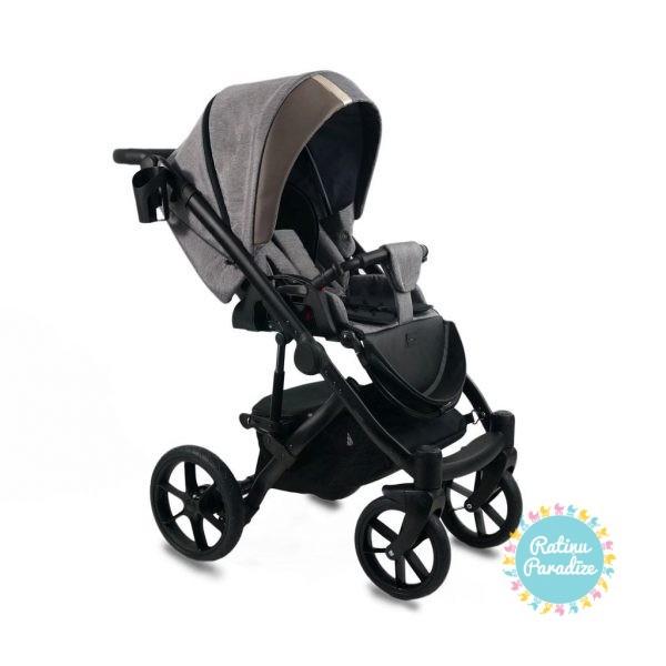 Bērnu-rati-Bexa -AIR-LATTE. Детская универсальная-коляска – BEXA – AIR.bexa-air-latte_3