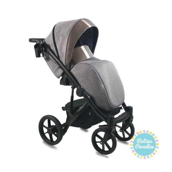 Bērnu-rati-Bexa -AIR-LATTE. Детская универсальная-коляска – BEXA – AIR.bexa-air-latte_4