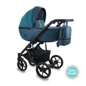 Bērnu rati Bexa AIR -Turquise.Детская универсальная коляска BEXA AIR.