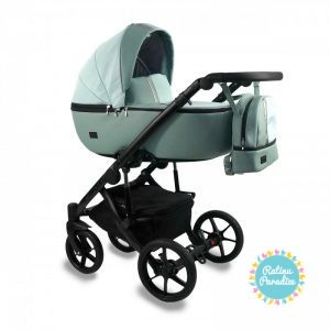 Bērnu-rati-Bexa -AIR-MINT. Детская универсальная-коляска - BEXA - AIR.