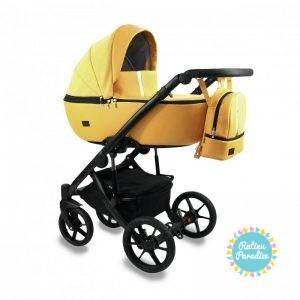 Bērnu rati Bexa AIR -YELLOW . Детская универсальная коляска BEXA AIR - YELLOW
