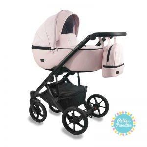 Bērnu rati Bexa Air - Pink .Детская универсальная коляска BEXA AIR pink