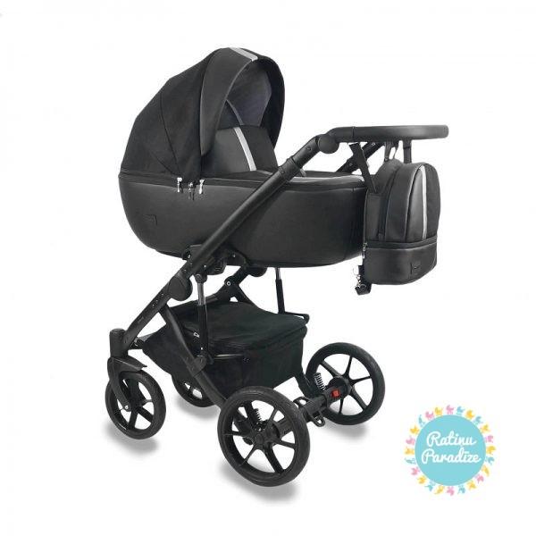 Bērnu-rati-Bexa -AIR-Platinum. Детская- универсальная-коляска – BEXA – AIR-Platinum.