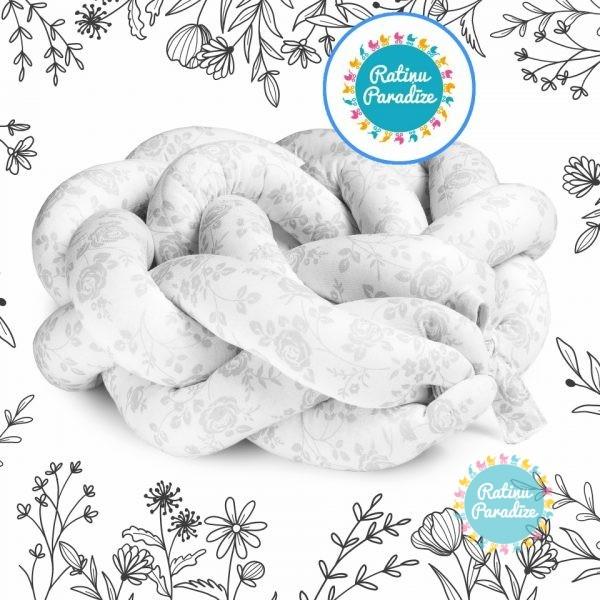 pīta-gultas-apmale-bizīte-flooforbaby-white-roses-1