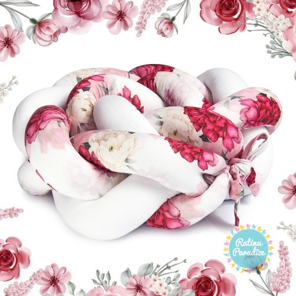 pīta-gultas-apmale-bizīte-flooforbaby-flowers