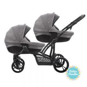 Bērnu-rati-BEBETTO-42-LJ195-детская-коляска-для-двойни