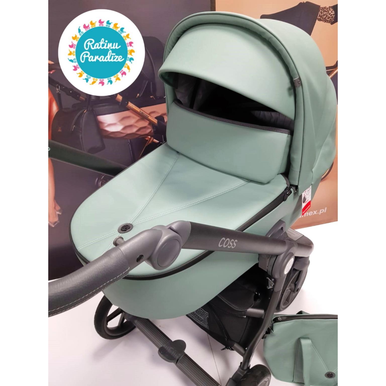 Bērnu-rati-ROAN-BASS-NEXT-ECO-ĀDA-Mint-детская-коляска-4