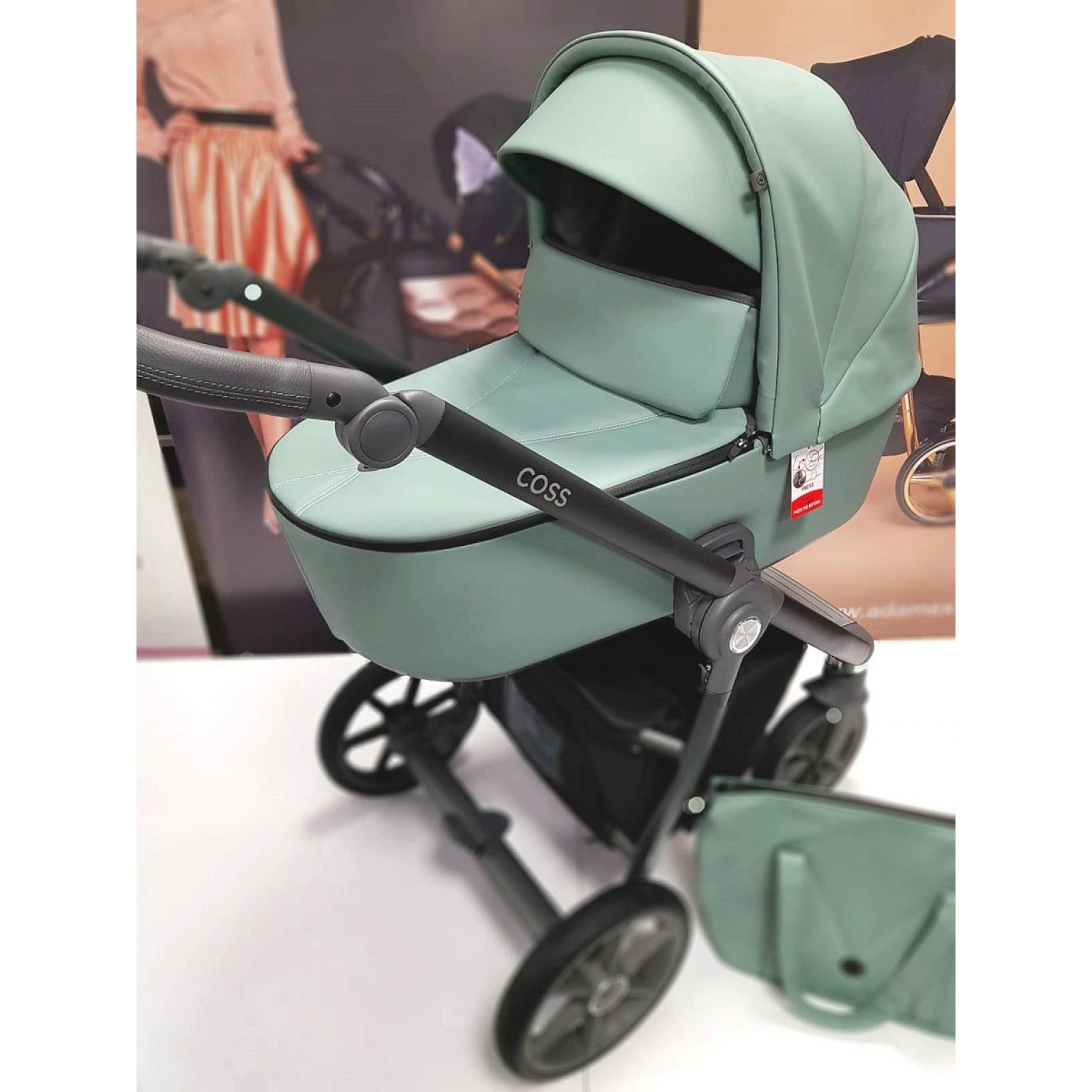 Bērnu-rati-ROAN-BASS-NEXT-ECO-ĀDA-Mint-детская-коляска-3