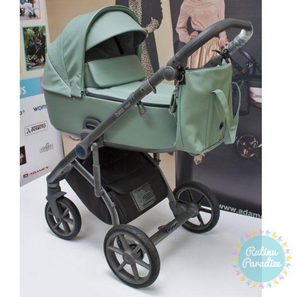 Bērnu-rati-ROAN-BASS-NEXT-ECO-ĀDA-Mint