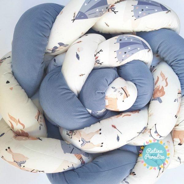 Pīta-gultas-apmale-bizīte-PUER-exclusive-Vigvam-blue-(3)