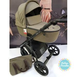 Bērnu rati ROAN BASS NEXT Khaki (1)