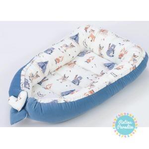 Kokons-ligzdiņš jaundzimušajiem PUER – Vigvam (1)