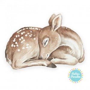 poduszeczka bambi