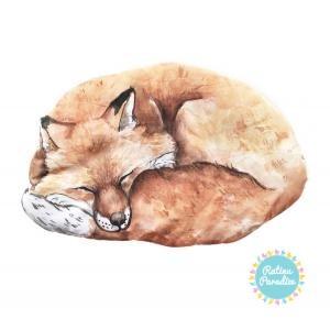 poduszka fox