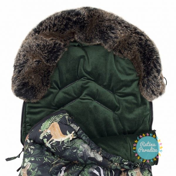 Guļammaiss-ratiem-Конверт/спальный-мешок-Makaszka-Premium – Woodland(4)